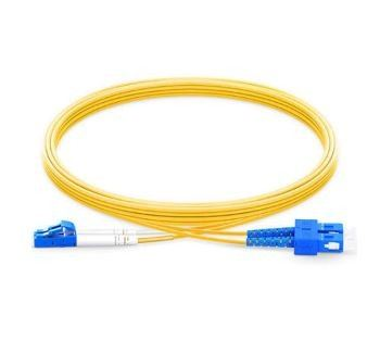 Patch Cord, LC to SC, Duplex LSZH, SM, 3mtr Patch Cord FIBER ACCESSORIES