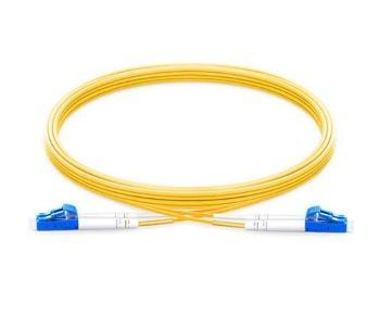 Patch Cord, LC to LC, Duplex LSZH, SM, 3mtr SM Patch Cord FIBER ACCESSORIES