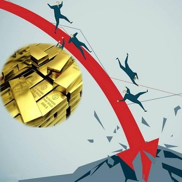 Experts: Gold may plummet to 1000USD Other News