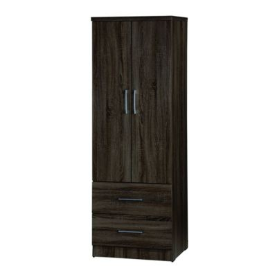 2 DOORS WARDROBE (WD SU983-SD)