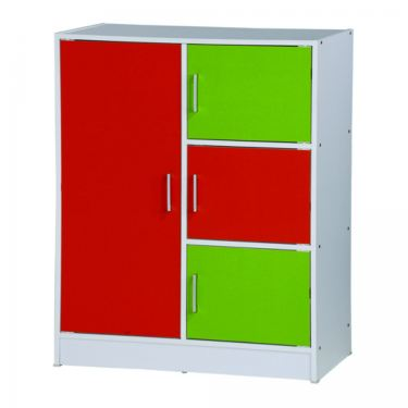 1 DOOR CHILDREN WARDROBE (WD SU3313-OG)