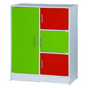 1 DOOR CHILDREN WARDROBE (WD SU3313-GO)