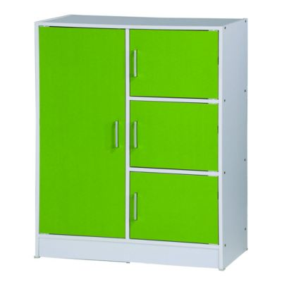1 DOOR CHILDREN WARDROBE (WD SU3313-GR)