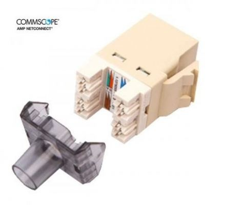Commscope AMP Modular Jack Cat5e, UTP