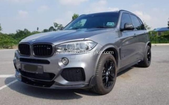 BMW E70 X5 CARBON FIBER PARTS