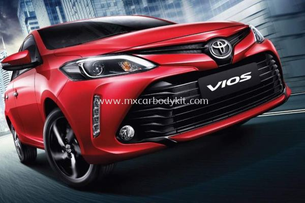 TOYOTA VIOS 2013 CONVERT TO 2018 (THAILAND MODEL)