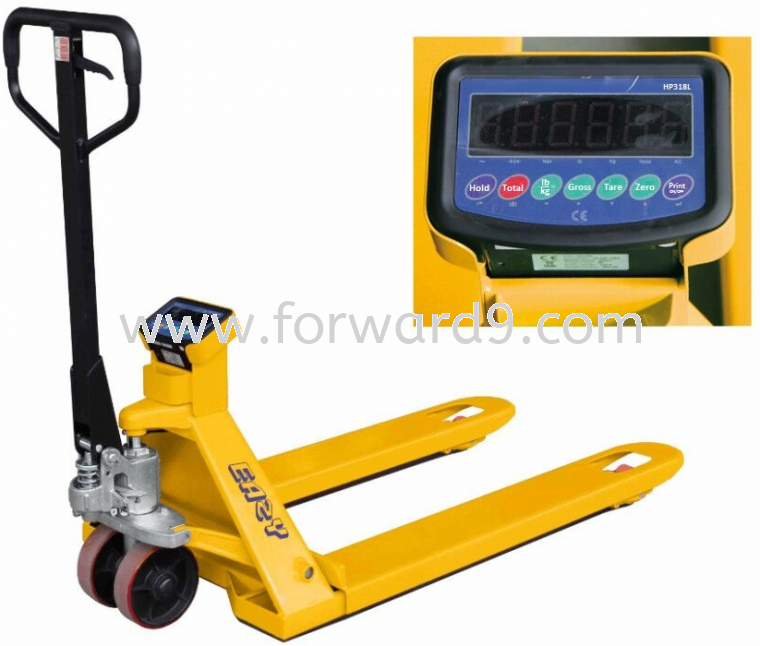 SYP-S Weight Scale Hand Pallet Truck Weighing Scale  Hand Pallet Truck Material Handling Equipment