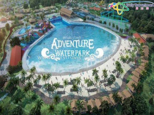 Desaru Coast Adventure Waterpark��ɳ��ˮ�Ϙ��@