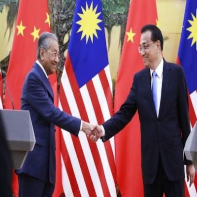 Joint statement by governments of China and Malaysia on bilateral ties
