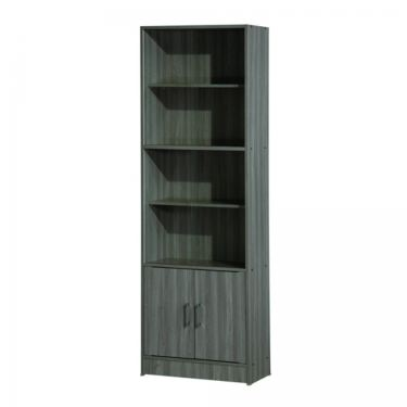2' FILING CABINET WITH DOOR AND GLASS (FC SU815-GL)