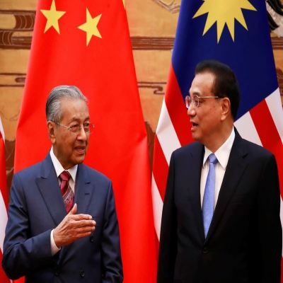 Dr M's China trip a disaster? Nonsense, say ex-diplomats