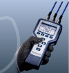 Handheld Flowtherm NT - In combination with Flow sensors FA,VA,TA,PT100 and others Handheld Flowtherm Hontzsch