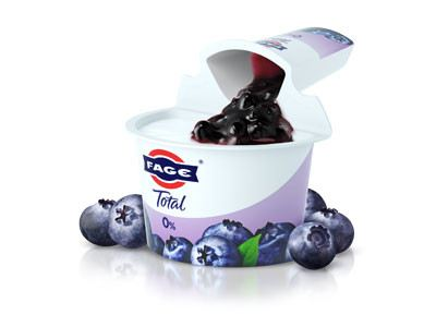FAGE Total 0% Split Cup Blueberry 170g