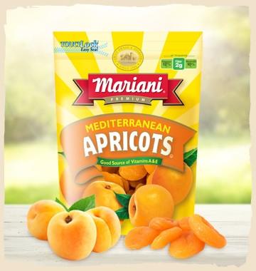Mediterranean Apricots