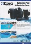 Self-Priming Pump Swimming Pool Self-Priming Pump Kawa Water Booster Pump Pressure Booster Pump