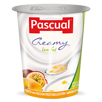 Pascual Low Fat Creamy