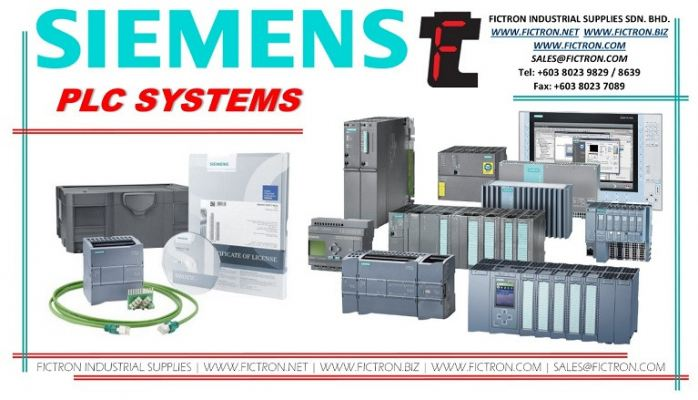 6AG1321-1FF10-7AA0 6AG1321 1FF10 7AA0 6AG13211FF107AA0 SIPLUS S7-300 SM321 8DI-120-230VAC SIEMENS PLC Parts Supply By Fictron Industrial Supplies SDN BHD.