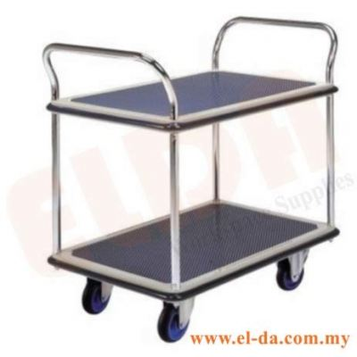 Hand Truck Double Decker Double Handle (ELDAMS 104)