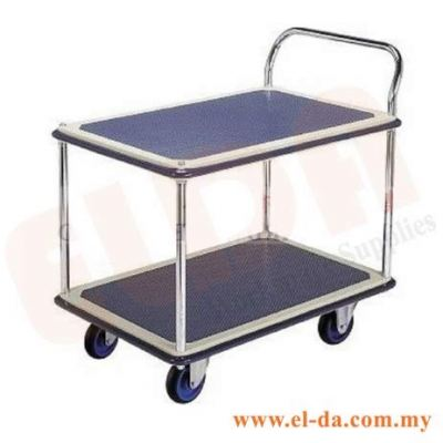 Hand Truck Double Decker Single Handle (ELDAMM 314)