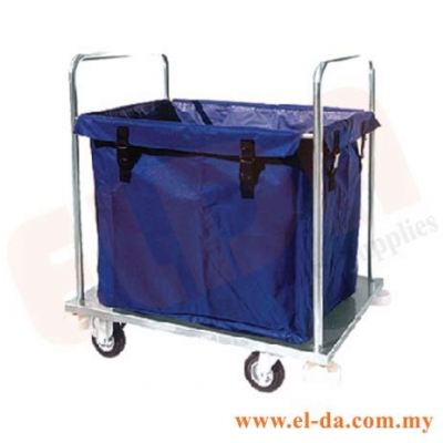 Trolley/House Keeping Equipment Stainless Steel Soil Linen (ELDASLT-505/SS)