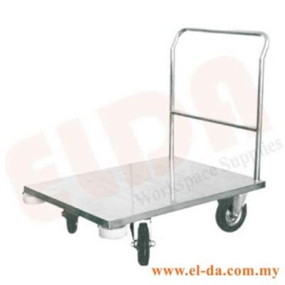Stainless Steel Plat Form Trolley (ELDAPFT-1002/SS)