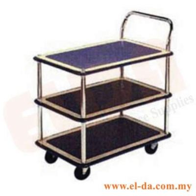 Hand Truck Triple Decker Single Handle (ELDAMM 315)