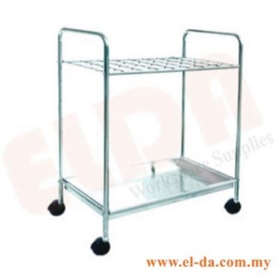 Stainless Steel 3 Umbrella Stand (ELDAUMS-601/SS(GR)