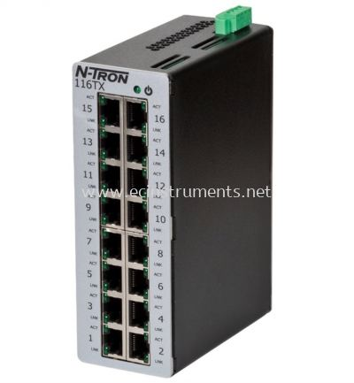 116TX (16 port Network Switch)