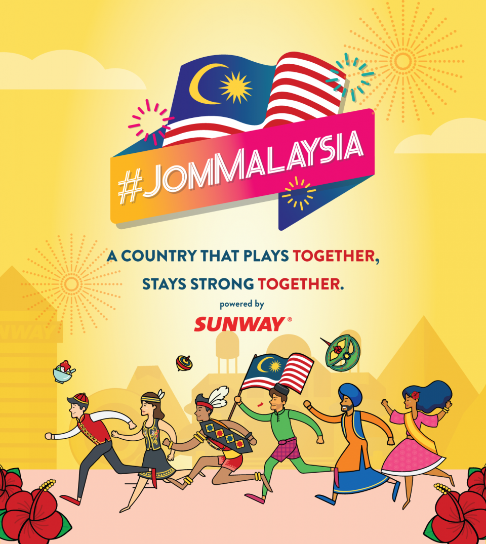 #JomMalaysia Carnival in Sunway City August 2018 Year 2018 Past Listing