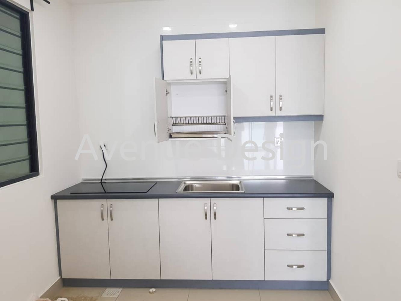 Sierra 16 Puchong Kitchen Cabinet Supplier Supply Design