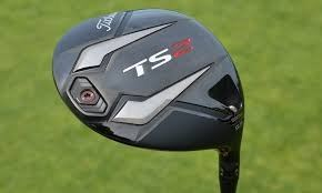 Titleist TS2 Mitsubishi Tensei AV Series Blue 55 Shafted Driver