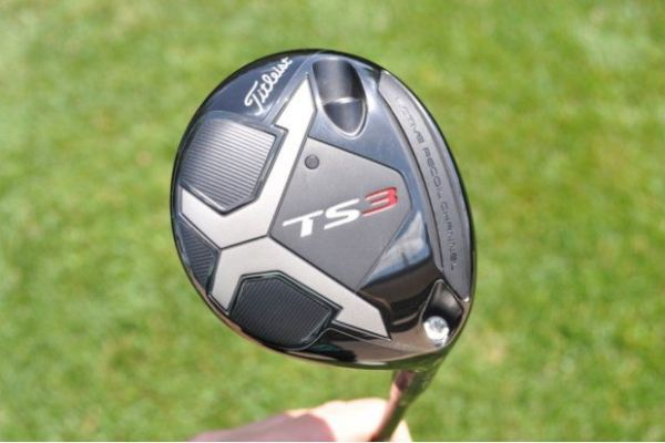 Titleist TS3 Project X EvenFlow T1100 White 75 Shafted Fairway Wood