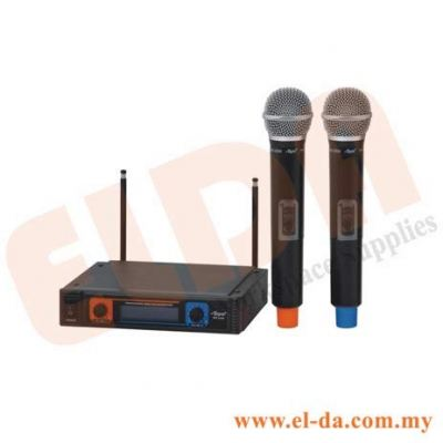 P.A. Wireless Microphones (ELDAMU-2008)