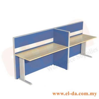 Single Table Series 2 Seater (ELDA-STHG-2S)