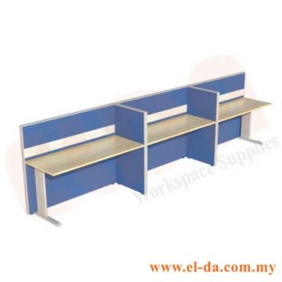 Single Table Series 3 Seater (ELDA-STHG-3S)