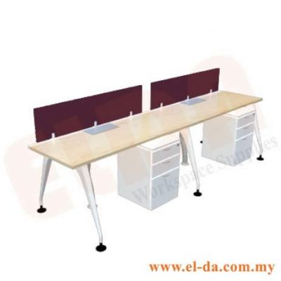 Single Table Series 2 Seater (ELDA-STMC-2S)
