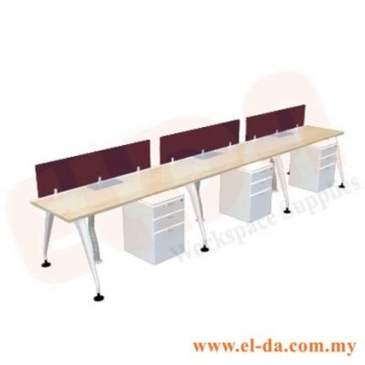 Single Table Series 3 Seater (ELDA-STMC-3S)