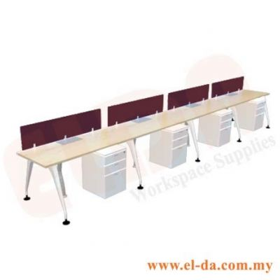 Single Table Series 4 Seater (ELDA-STMC-4S)