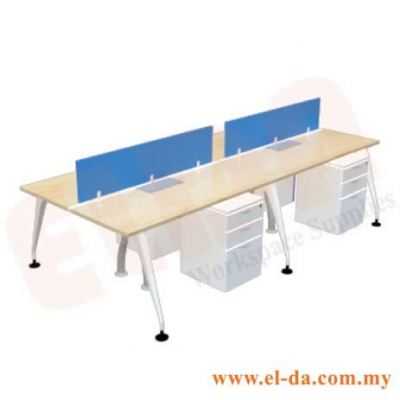 Double Table Series Cluster Of 4 (ELDA-STMC-C4)