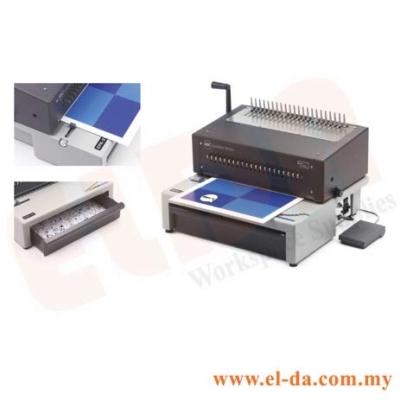 Binding Machine GBC COMBBIND (ELDA-C800PRO)