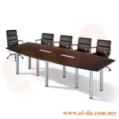 Boat Shape Conference Table (ELDA-WAI30)