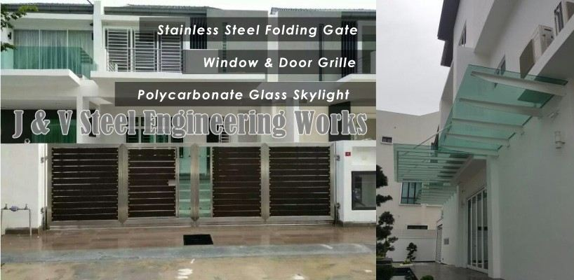J & V Steel Engineering Works