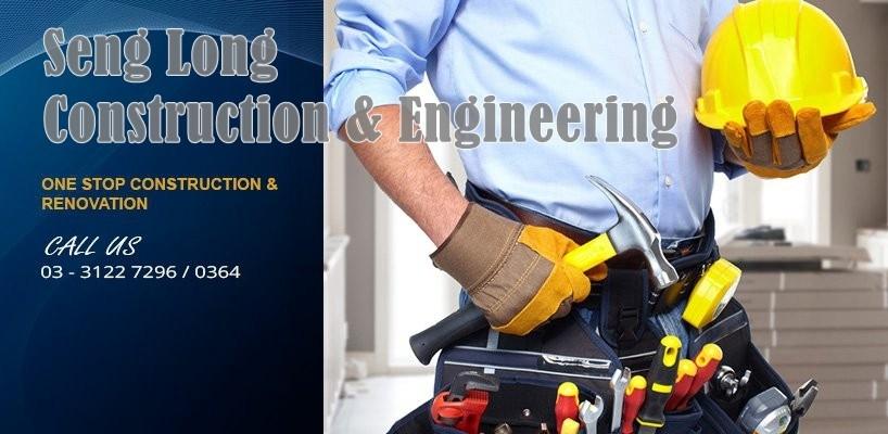 Seng Long Construction & Engineering Sdn Bhd Selangor Negeri