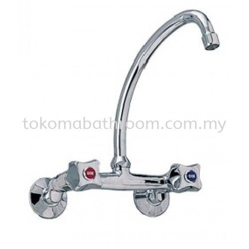 WALL MOUNTED DOE DE11 SINK MIXER Others Perak, Malaysia, Ipoh Supplier, Suppliers, Supply, Supplies | Tokoma Bathroom