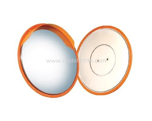 OUTDOOR STAINLESS STEEL CONVEX MIRROR 320
