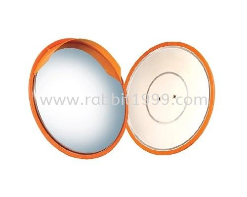 OUTDOOR STAINLESS STEEL CONVEX MIRROR 320 CONVEX MIRROR TRAFFIC SAFETY PRODUCTS