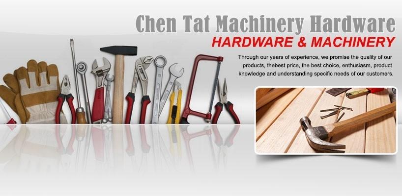 Chen Tat Machinery Hardware & Trading Sdn Bhd
