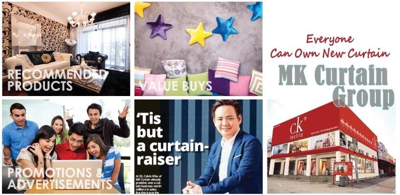 MK Curtain Group Klang Selangor States