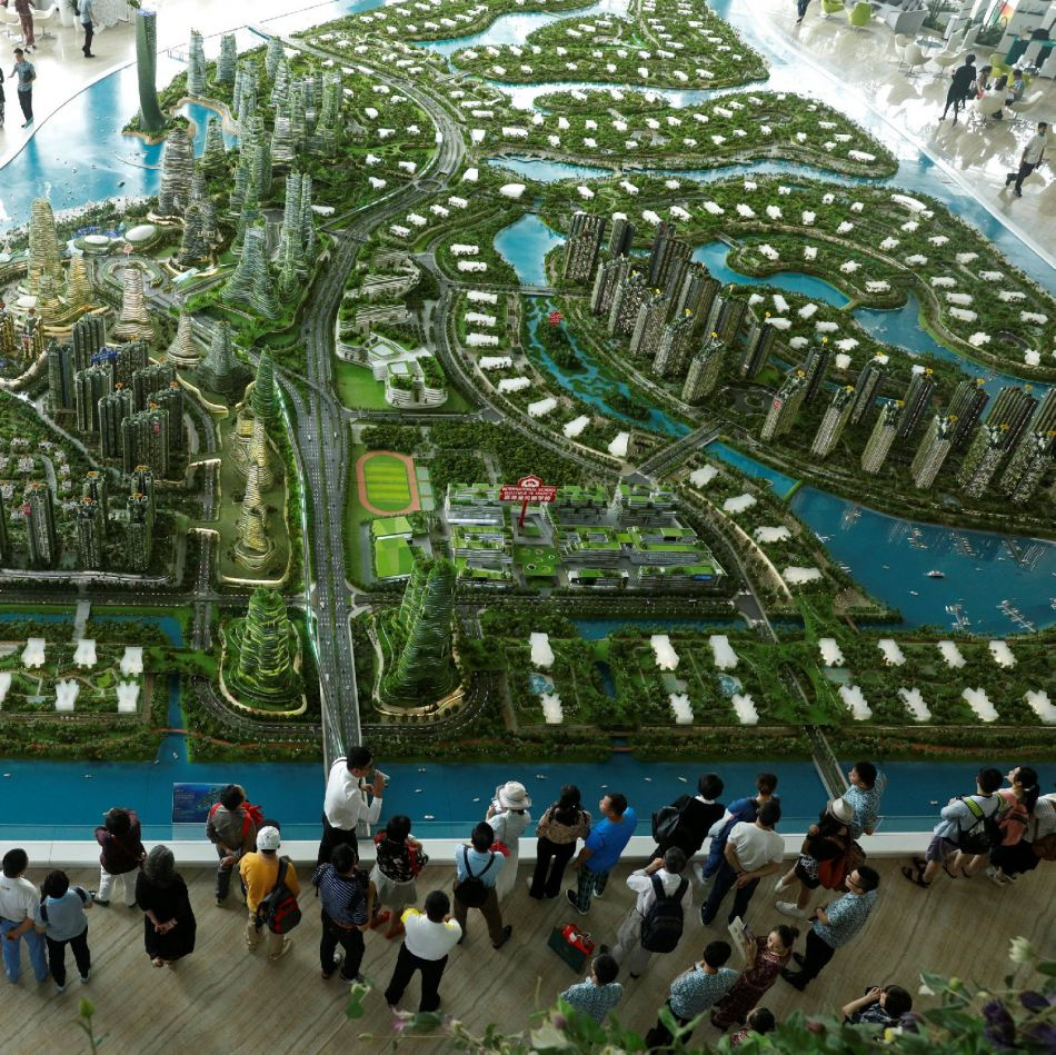Dr M says no to Forest City homes for foreign buyers M'sia News