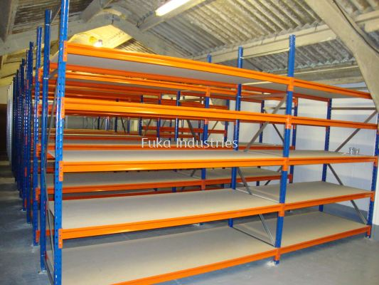 Longspan Shelving Rack